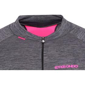 Etxeondo Lurra SS Jersey Herre grey-pink